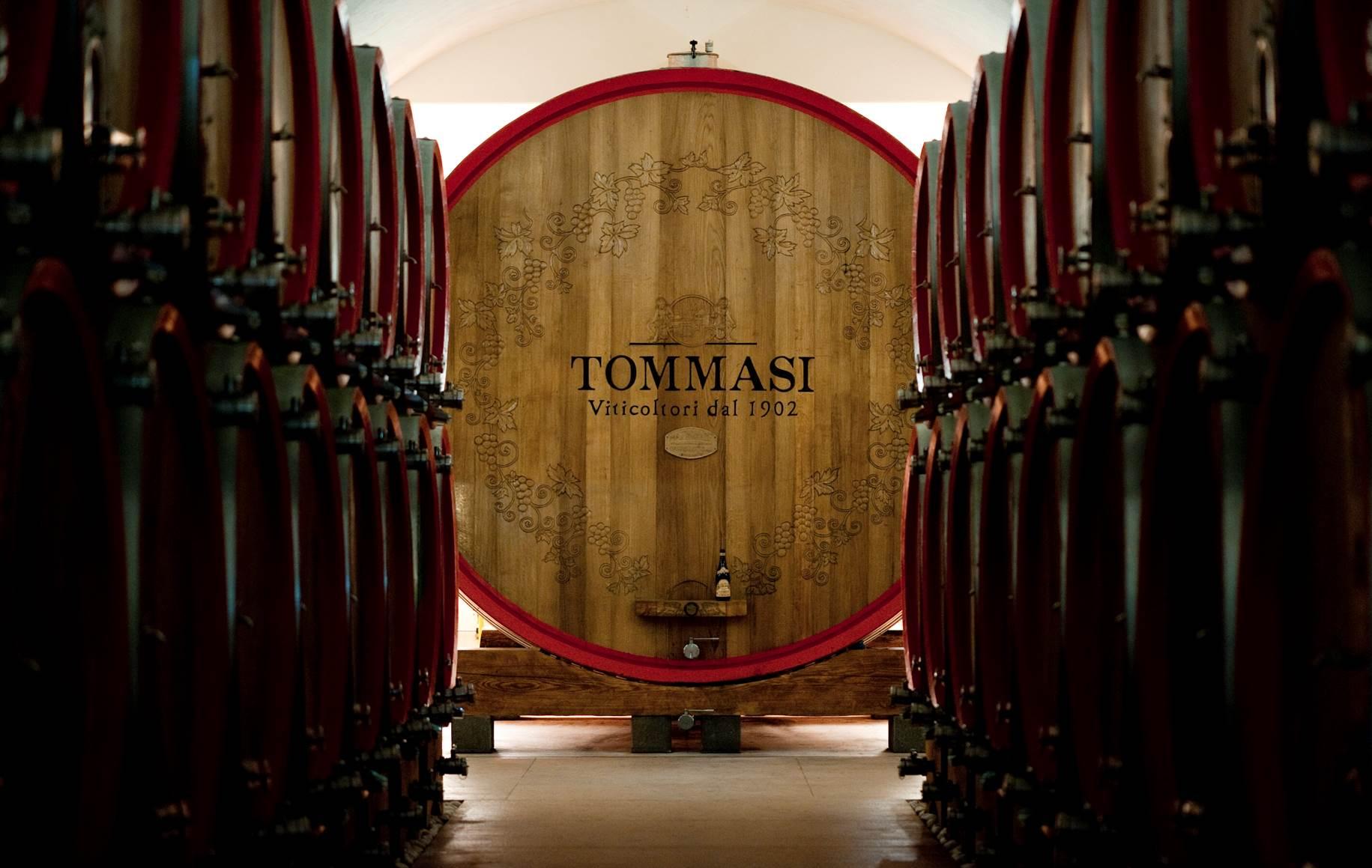 托马斯酒庄(Tommasi)