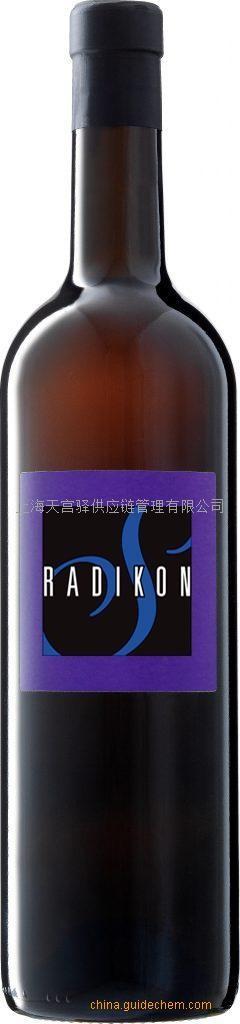 雷迪肯灰皮诺白(橘)葡萄酒