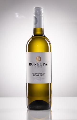 荣阁派马尔堡灰皮诺干型白葡萄酒