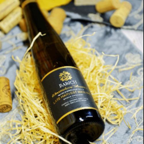 百碧祺酿酒师珍藏系列马尔堡考斯利普山谷晚收雷司令甜型白葡萄酒