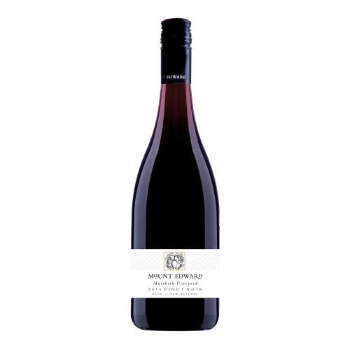 爱德华山魔窟中奥塔哥黑皮诺红葡萄酒