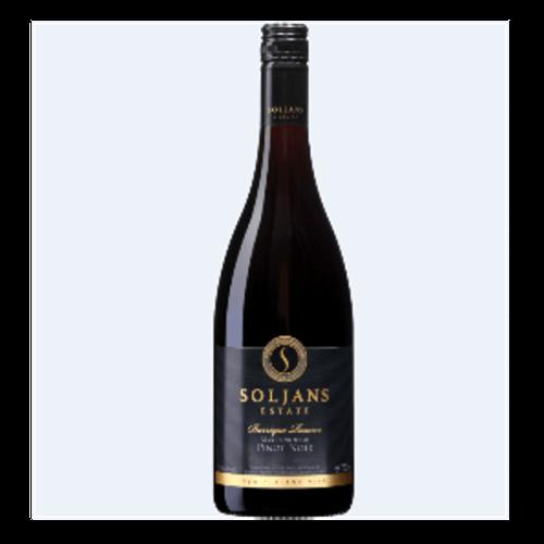黑皮诺橡木桶窖藏干红葡萄酒  2018