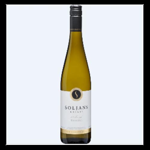 马尔堡雷司令半甜白葡萄酒  2018