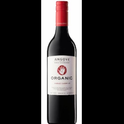 安戈瓦有机西拉赤霞珠混酿干红葡萄酒