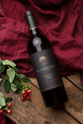 马克斯威精选加州赤霞珠干红葡萄酒