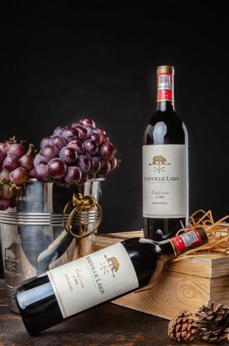 马克斯威精选加州金粉黛干红葡萄酒