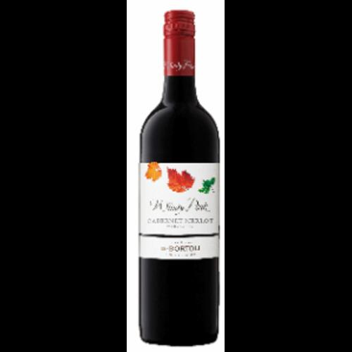风之谷赤霞珠美乐红葡萄酒