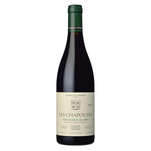 佩兰家族夏普恩教皇新堡红葡萄酒