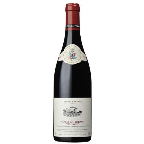 佩兰家族罗纳河谷村红葡萄酒