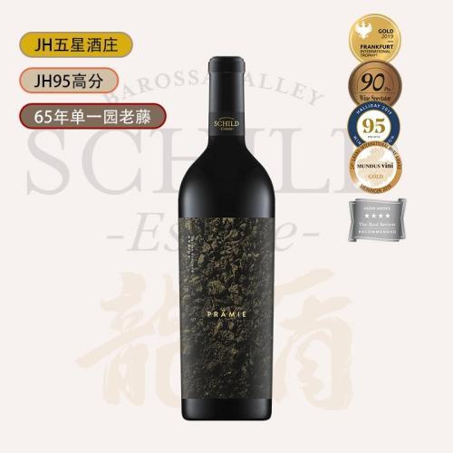 龙盾酒庄帕拉米红葡萄酒2015