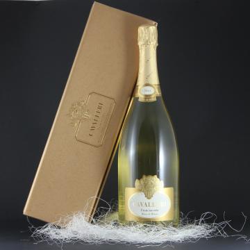 卡瓦莱里 陈年标准均高过香槟的起泡酒