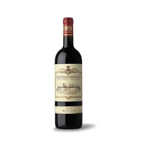 瑞卡索布里欧城堡红葡萄酒