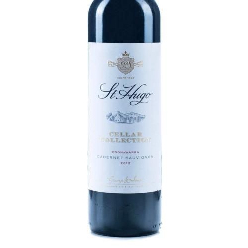 圣雨果酒窖旗舰系列库纳华拉赤霞珠干红葡萄酒