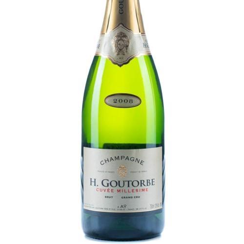 古特耶·特级园年份香槟