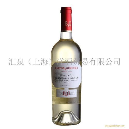 绯杰波尔多白葡萄酒