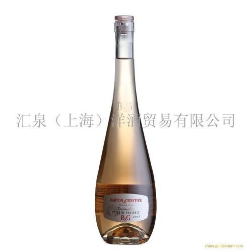 绯杰普罗旺斯丘桃红葡萄酒