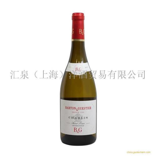 绯杰夏布利白葡萄酒