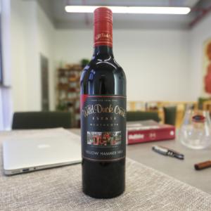 【澳洲原瓶进口】野鸭溪酒庄黄锤山西拉马尔贝克混酿干红葡萄酒