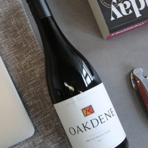 【澳洲原瓶进口】橡汀酒庄原瓶单一园佩塔斯黑皮诺干红葡萄酒