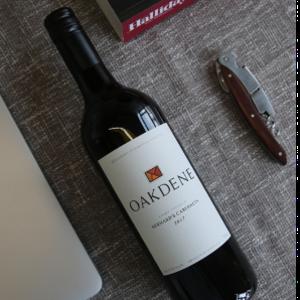 【澳洲原瓶进口】橡汀酒庄单一园伯纳德赤霞珠混酿干红葡萄酒