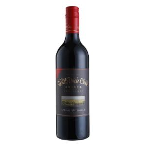 【澳洲原瓶进口】野鸭溪斯普林西拉干红葡萄酒
