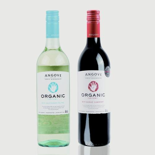安戈瓦有机葡萄酒双支装礼盒