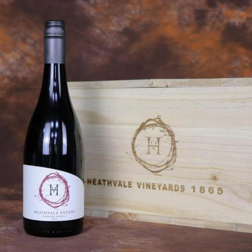 西施山谷庄园系列巴罗萨西拉红葡萄酒