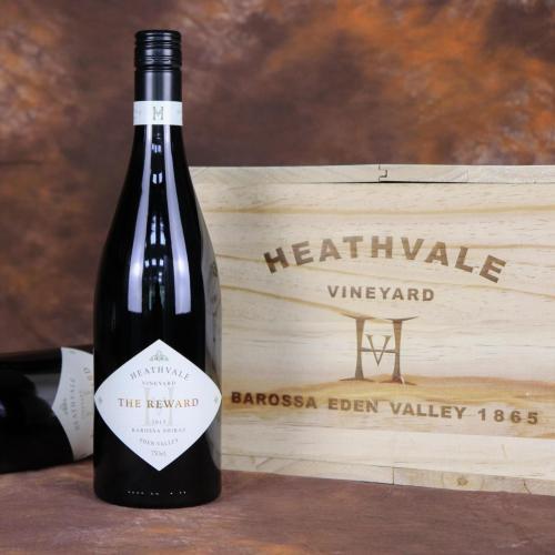西施山谷馈赠巴罗萨西拉红葡萄酒