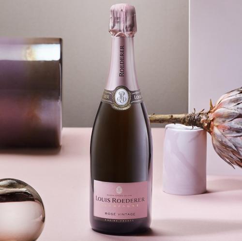 路易王妃玫瑰香槟