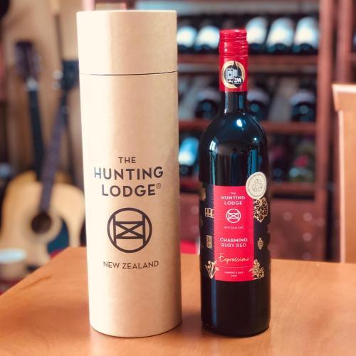 琅廷绽放系列混酿红葡萄酒