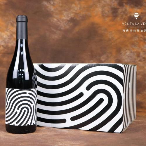 拉维加酒庄印迹红葡萄酒